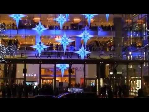 NYC: Columbus Circle Christmas
