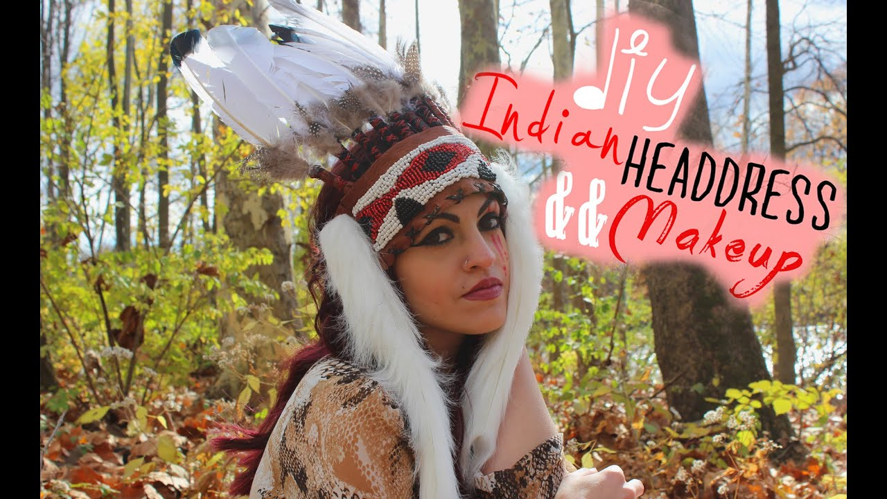 Diy native american headdress youtube diy native american headdress solutioingenieria Image collections