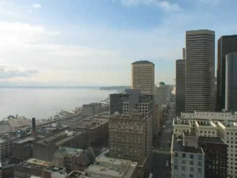 Smith Tower Time Lapse