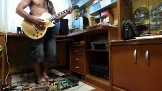 Neil Young - Hey Hey, My My (Into The Black) (Electric Guitar Cover) [HD]