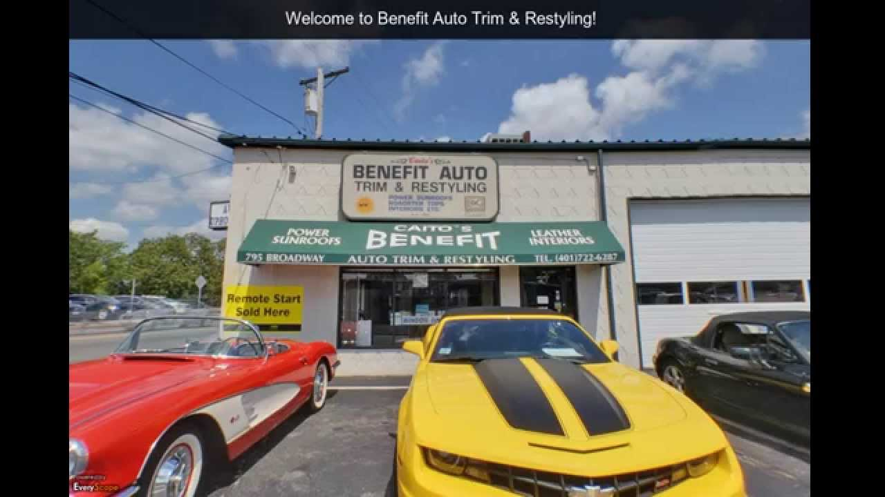Benefit Auto Trim Restyling Pawtucket Ri Auto Repair Service Youtube