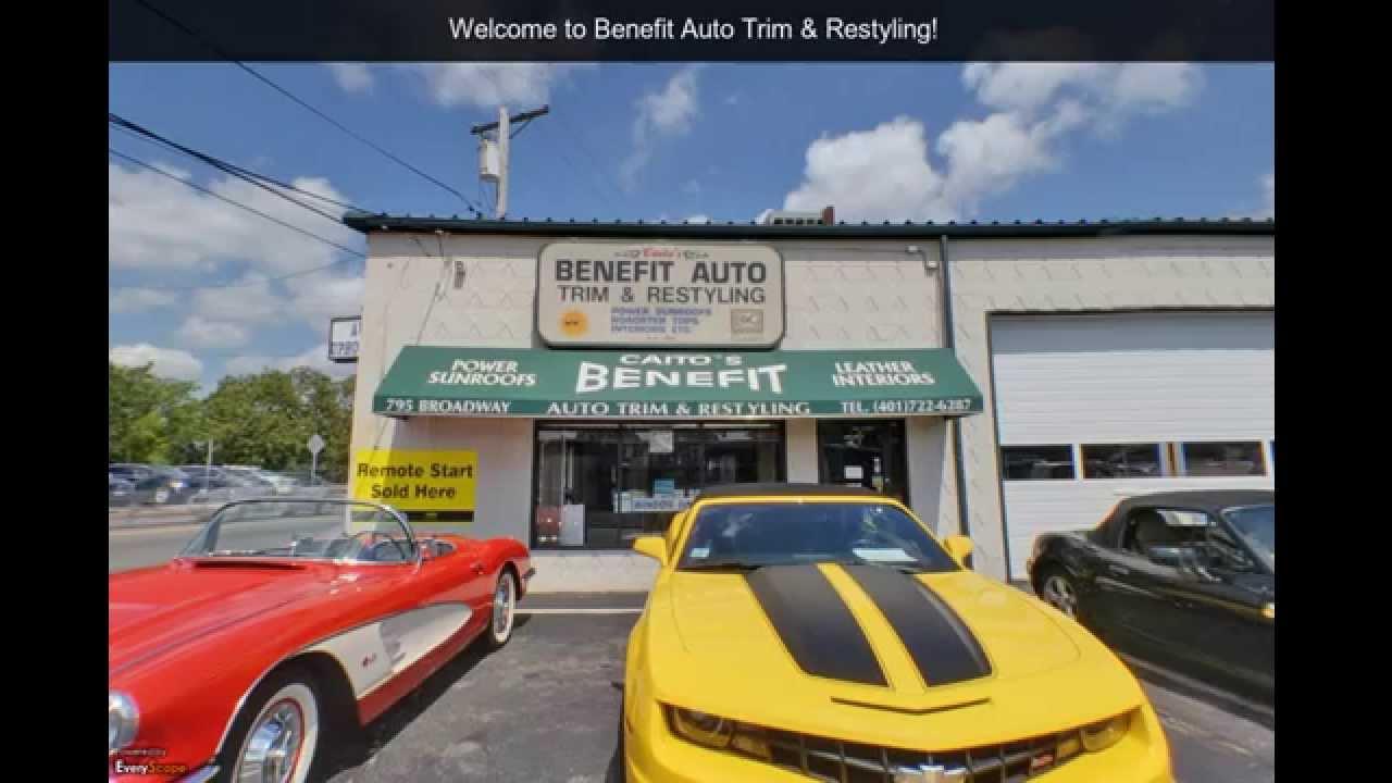 Benefit Auto Trim Restyling Pawtucket Ri Auto Repair Service Youtube