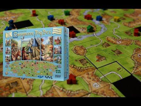 Carcassonne Part 1 / 4