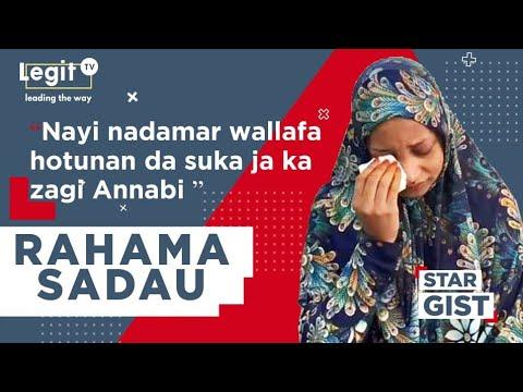 Download Hotunan tsiraici: Cikin kuka da nadama, Rahama Sadau ta bada haƙuri   Legit TV Hausa