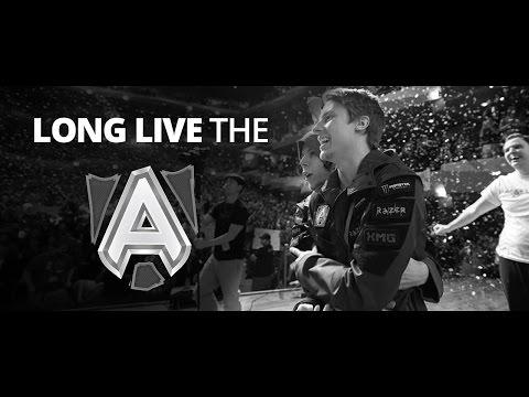 Long Live the Alliance - Dota 2 Tribute Movie