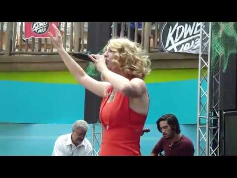 Karmin - Hello (Live at the Mall of America)