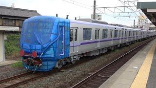 東京メトロ18000系甲種輸送(20201003) Delivering TokyoMetro 18000 EMU