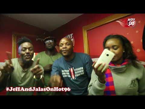 @sautisol talk about their latest song #Melanin ft @patorankingfire #JeffAndJalasOnHot96