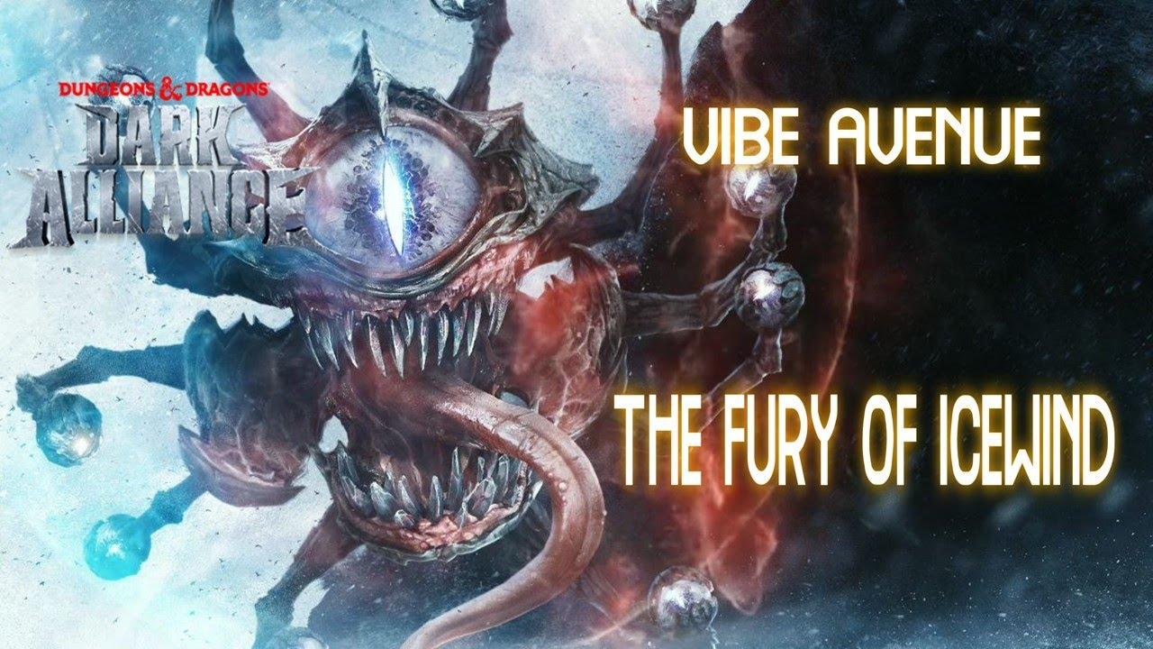 Dark Alliance Music On Youtube - The Fury Of Icewind 1h Music