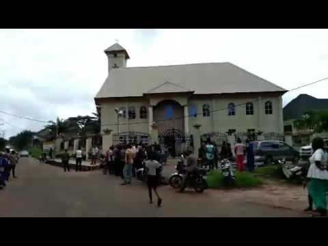 St Philips Catholic Church, Ozubulu, Anambra State