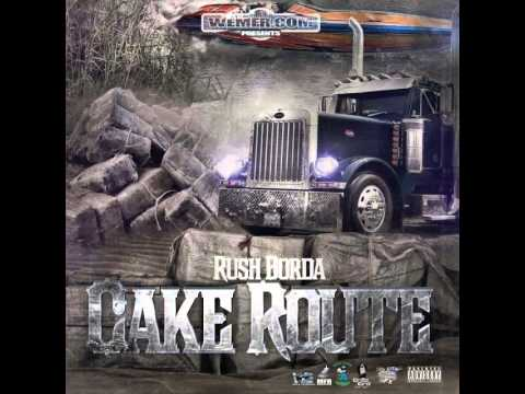 Rush Borda - Cake Route 2