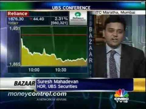 Mahadevan neutral on Reliance Industries