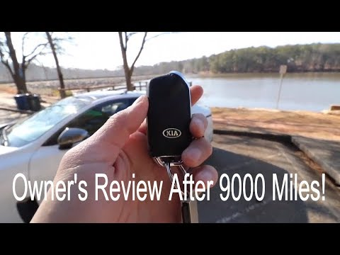 Owner&#;s Review After  Miles! |  Kia Stinger GT