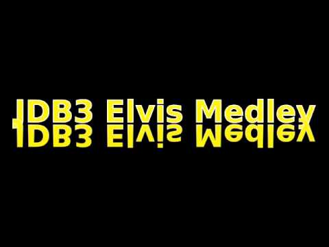 JDB3 - Elvis Medley (2015)