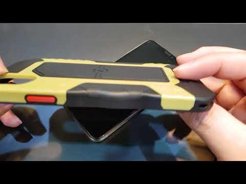 iphone-x-實機裝載美國-element-case-軍用防摔殼-recon-產品介紹