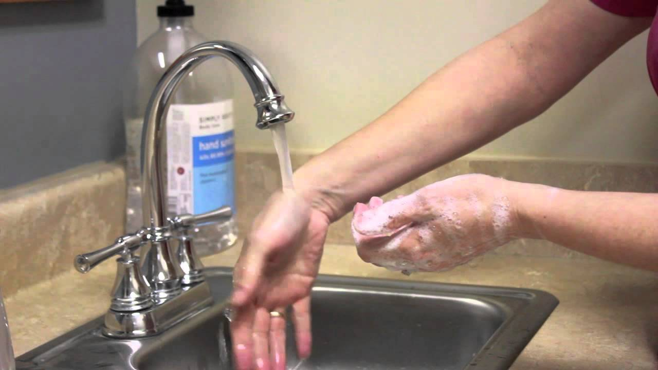 Cna essential skill handwashing youtube xflitez Image collections