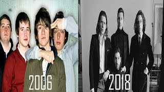 Baixar The Evolution of Arctic Monkeys | 2006-2018