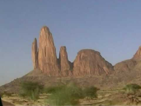 Mali - Hombory desert and Niger river