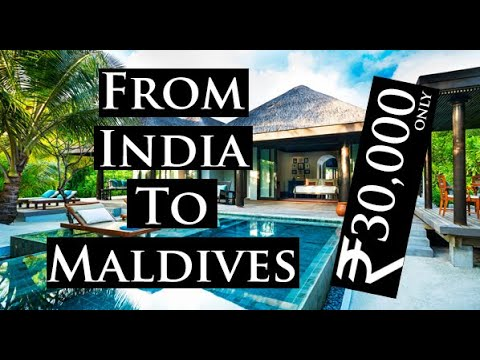 India to MALDIVES  | Cheapest Budget | Full Info | Lets Travel