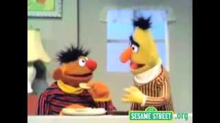 Classic Sesame Street - Ernie & Bert: Who took Bert's cookies?