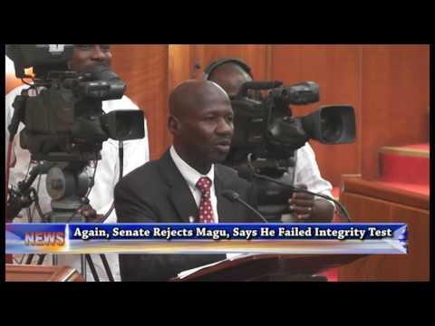 Again, Senate Rejects Magu, Says He Failed Integrity Test