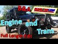 Jeep Wrangler SE | DiamondLube Before and After FULL Treatment Video