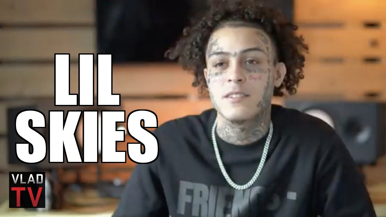 Lil Skies is Done with Face Tattoos, Doesn't Know How Many He Has (Part 5)