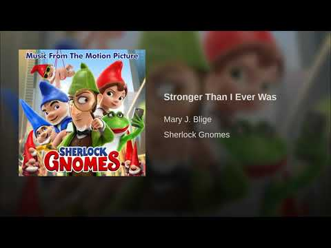 Mary j blige stronger than I Ever was