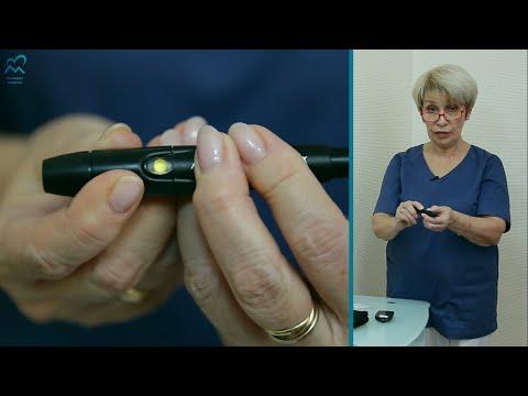 Как измерить уровень сахара в крови?