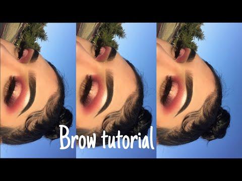 My Eyebrow Routine| Mua Jaquelynn