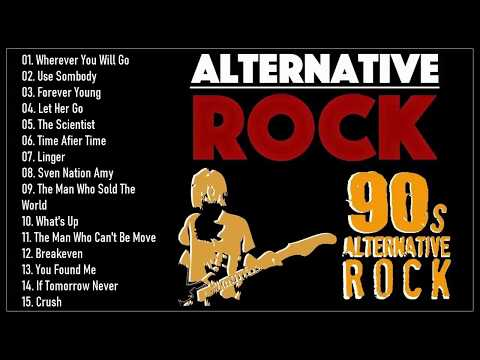 Rock Alternative Love Songs 90&39;s-&39;s - Alternative Rock Playlist 2019