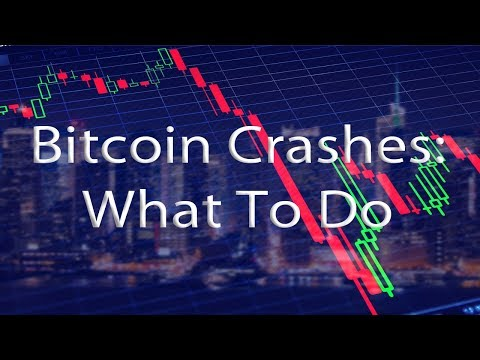 Bitcoin Crashes AGAIN! Here's What To Do