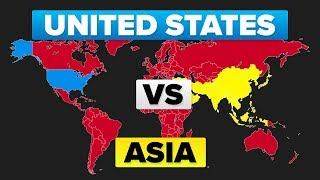 Download The United States (USA) vs Asia - Who Would Win? | Military / Army Comparison Mp3 and Videos