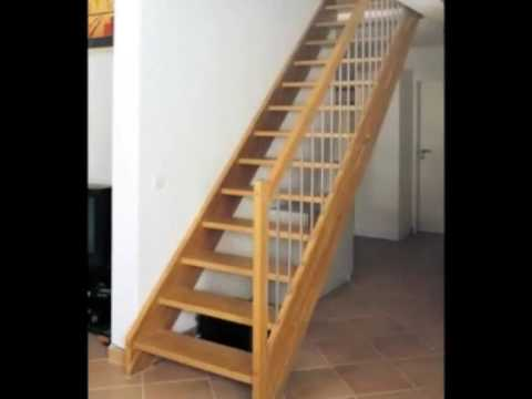 Todo tipos de escaleras youtube for Diferentes tipos de escaleras