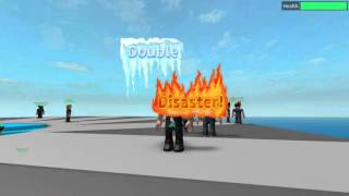 ROBLOX: Natural Disaster Survival Gameplay no commentary