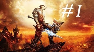 Прохождение Kingdoms of Amalur: Reckoning #1 Начало