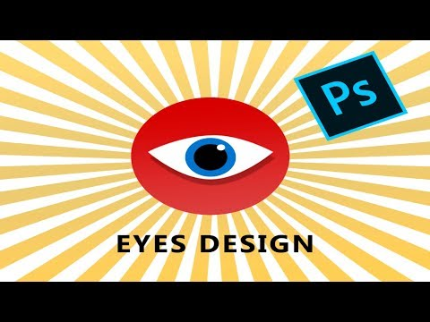 Photoshop Tutorial (Eyes design) thumbnail