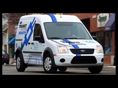 Ford Transit Connect | Fully Charged