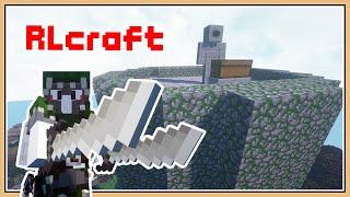 【Minecraft】雙刀流能成功攻略戰鬥塔嗎? RLcraft 極限秘境#11