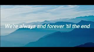 K-391, Alan Walker and Ahrix - End of Time 1 hour (Lyrics) 320 kbps bitrate