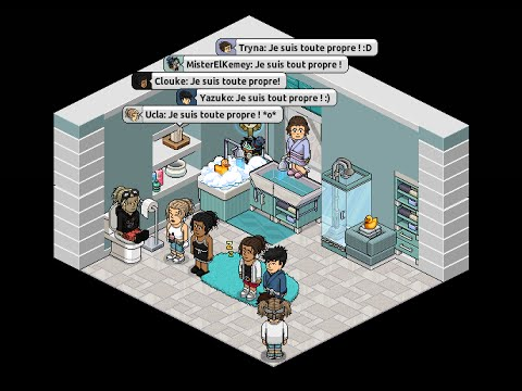wibbo me salle de bains youtube