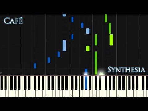 Synthesia Tutorial Vladimir Sterzer - Café (Gothic Piano) thumbnail