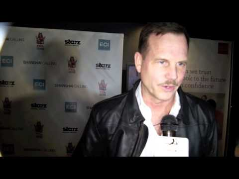 Bill Paxton in Shanghai Calling In Theaters February 15th,2013