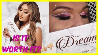 SIGMA X BEAUTYYBIRD THE DREAM PALETTE REVIEW/DEMO | JOVANY ROMO