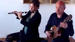 Duo Hinrichs Hladek plays Premier Nocturne Op. 37 Rondo Pastoral by Francesco Molino