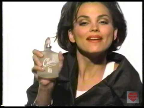 Charlie Red by Revlon Television Commercial 1994 featuring Karen Duffy