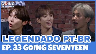[LEGENDADO PT-BR] [GOING SEVENTEEN 2020] EP.33 MOUSEBUSTERS #3 (ATIVE AS LEGENDAS)