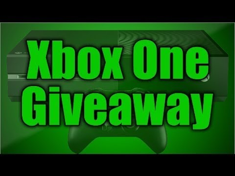 Xbox One Game Giveaway