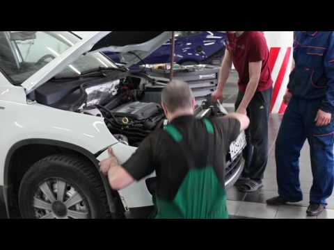 Официальный центр кузовного ремонта Volkswagen Автоцентр Глобус