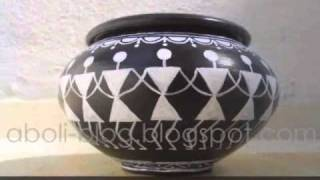 Warli painting (Indian folk art)